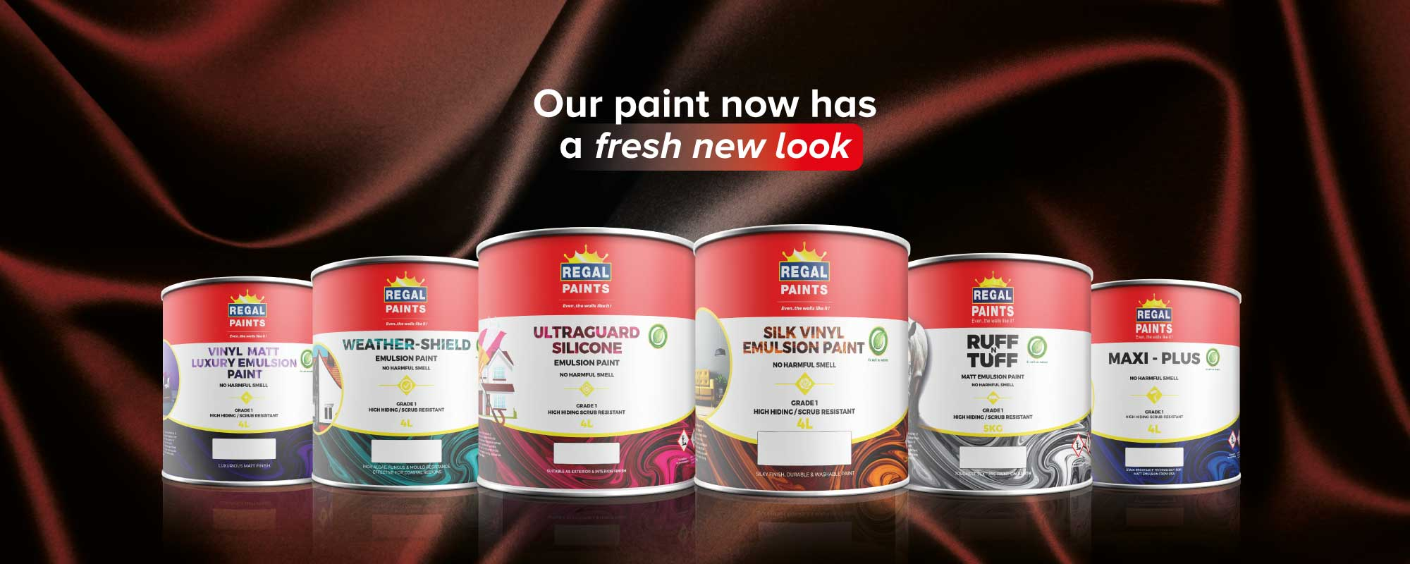 Regal Premium paints